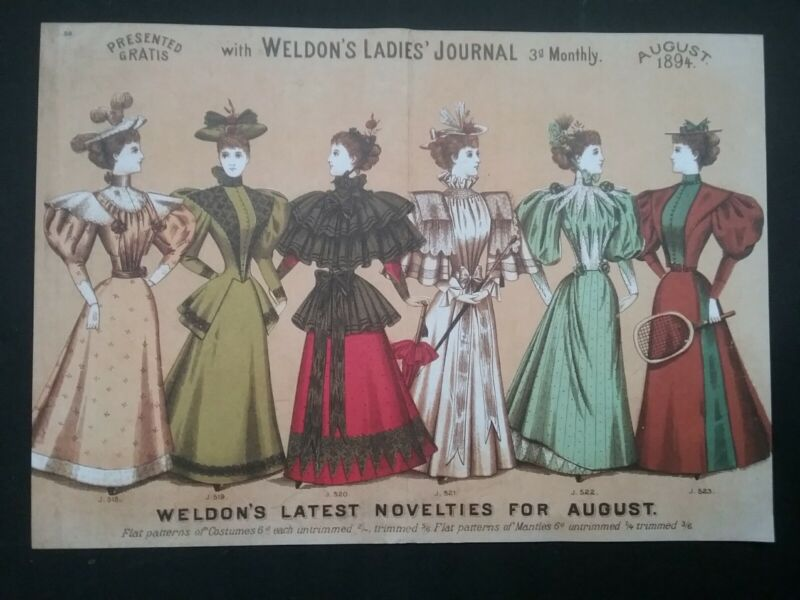 Victorian VARIOUS ADVERTS  LEAFLET ****(SEE DESCRIPTION FOR DETAILS)****