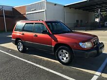 2000 Subaru Forester AWD AUTO Boambee East Coffs Harbour City Preview