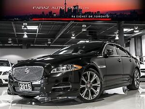 2015 Jaguar XJ AWD|B.SPOT|NAVI|REAR CAM|FULLY LOADED