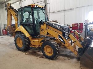 2003 cat 420 back hoe