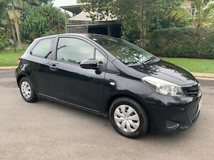 TOYOTA YARIS AUTO HATCH 2013 VERY GOOD CONDITION Tewantin Noosa Area Preview
