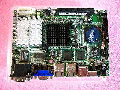 Celeron Single Board Computer (ADLINK AMPRO RB1-800-Q-11 Single Board Computer 1100MHz Celeron M NEW )
