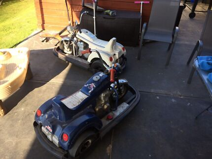 Bumper motor bikes Hillman Rockingham Area Preview