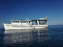 53ft Timber live aboard, long distance, in survey turn key and go Tweed Heads South Tweed Heads Area Preview