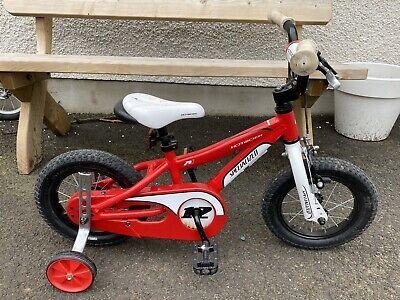 Specialized Hotrock 12 Kids Bike, Red/white
