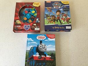 Paw patrol, Thomas the tank and lightening Macqueen cars Bella Vista The Hills District Preview