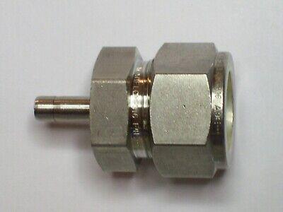 "SS-4-HLN 2.00 2.0/"" x 1//4/"" NPT 1 Swagelok Stainless Steel Hex Pipe Nipple"