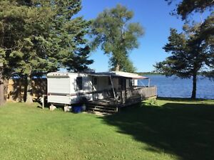 Cottages trailers for rent