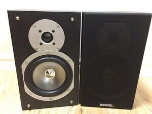 Missil Shelf Speakers - MA303