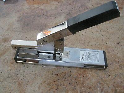 Bates 224xhd Power Arm Extra Heavy Duty Stapler Long Reach Tested Working