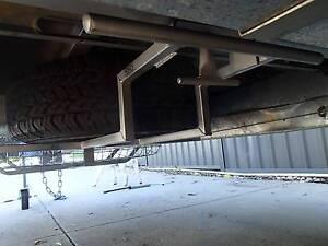 Welding/Fabrication Caravan/Camper trailer  mods /  repairs Melville Melville Area Preview