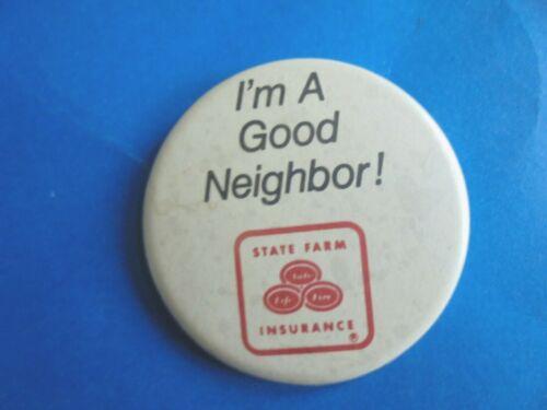 Cool Vintage State Farm Insurance I