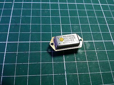 Speed Op Amp - 1 GHz High Speed High Power Op Amp  Teledyne PHILBRICK , Military Part