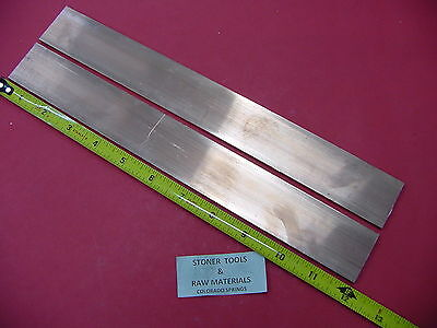 2 Pieces 18x 1-12 C110 Copper Bar 12 Long Solid Flat Mill Bus Bar Stock H02