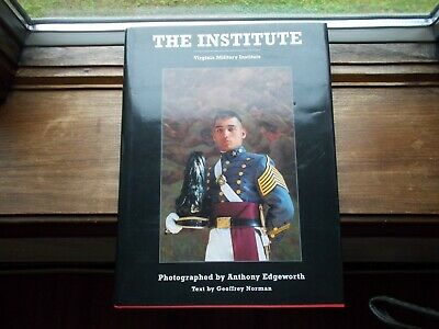 The Institute, Virginia Military Academy,  Anthony Edgeworth, Geoffrey Norman, 2