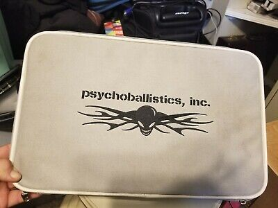 Psycho Ballistics marker case paintball gun case strong protective heavy duty Paintball Gun Case