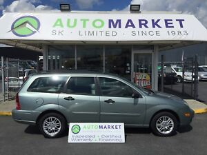 2006 Ford Focus ZXW SES WAGON! FINANCING ALL CREDIT!