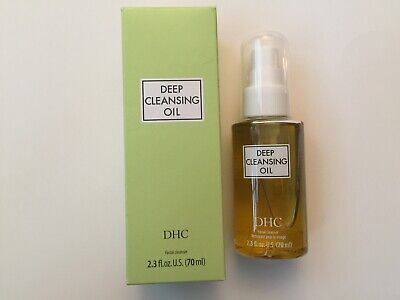 DHC Deep Cleansing Oil, 2.3 fl oz / 70ml NEW