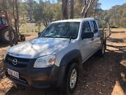 Mazda BT50 Ute Bywong Queanbeyan Area Preview