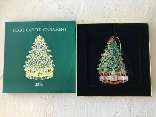 2016 Texas State Capitol Ornament