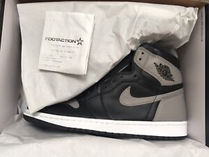 JORDAN 1 SHADOW -SIZE 11