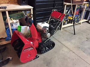Honda hs 80 snowblower!!$1600 neg