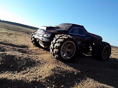 RC 2,4 Ghz Monster Truck VORTEX PRO 4WD ferngesteuertes Auto Buggy Geländewagen