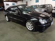 ONE OWNER 2007 Mercedes-Benz CLK200K Coupe 3  YEARS  AWN WARRANTY Bentley Canning Area Preview