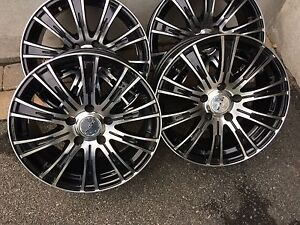 """4 mag. 5x114.3.      16"""".    Excellent condition"""