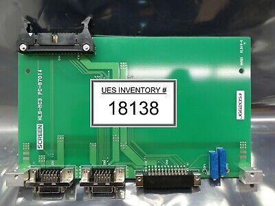 Dns Dainippon Screen Hls-mc3 Bridge Board Pcb Card Pc-97014 Used Working