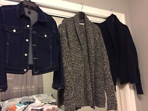 Ladies clothes size medium