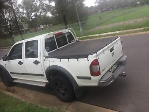 2006 Holden rodeo MY06 Eagle Vale Campbelltown Area Preview