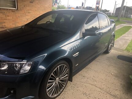 Holden commodore SSV manual Lake Illawarra Shellharbour Area Preview