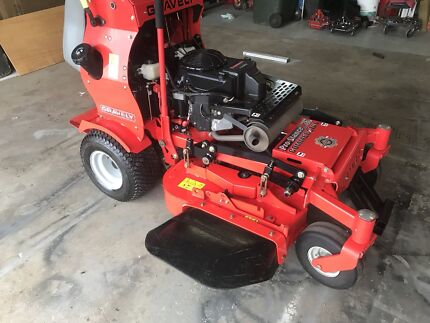 Gravely Pro Stance 36 Commercial mower.