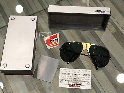 Carrera Boeing 5701 41 Large Size:64-14-130 Vintage Sunglasses Rick Ross (Rick Ross Shades)