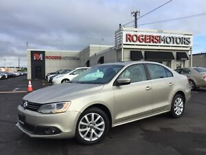 2013 Volkswagen Jetta TDI - LEATHER - SUNROOF - HIGHLINE