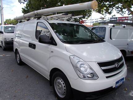 2011 Hyundai iLoad Van/Minivan Ashford West Torrens Area Preview
