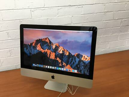 "Apple IMAC 21.5""  With Intel Core i5 - Quad Core 2.5 Ghz /8GB RAM"