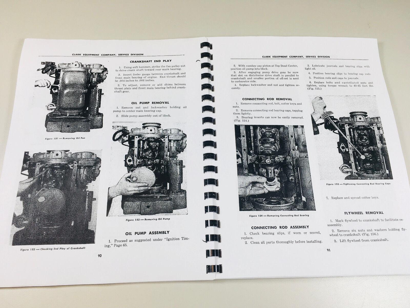 New reproductions of OEM Original Equipment Manufacturers manuals.