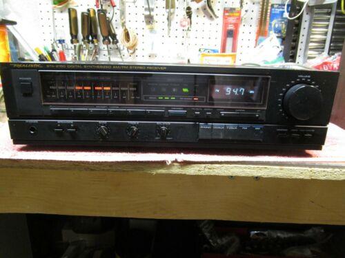 Realistic STA-2150 Digital Synthesized AM  FM receiver