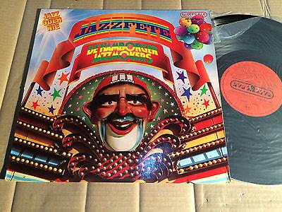 DE HAMBORGER JAZZMOKERS - JAZZFETE - LP - DANNY'S PAN 22-151-1 - GERMANY 1974
