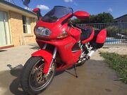 DUCATI ST4 MOTORCYCLE Bathurst Bathurst City Preview
