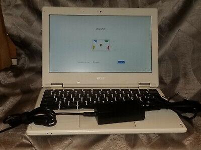 Acer Chromebook 11 CB3-131-C3SZ (16GB, Intel Celeron N, 2.20GHz, 2GB)...