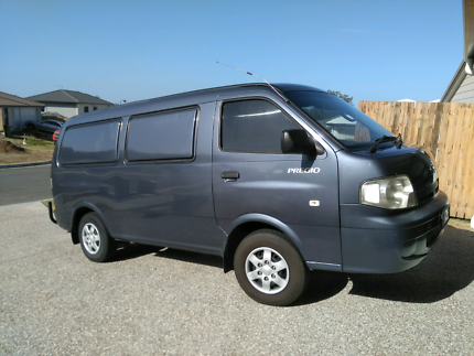 Kia Pregio Van - Low Km's