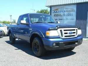 Ford Ranger XL 2007 ***MAGS,KING CAB***