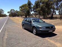 1998 Mitsubishi Magna Parramatta Park Cairns City Preview