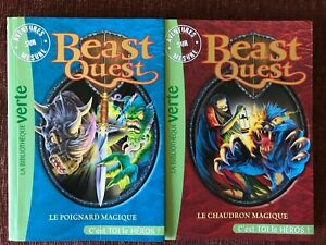 Livres BEAST QUEST