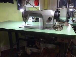 Janome Industrial Sewing Machine
