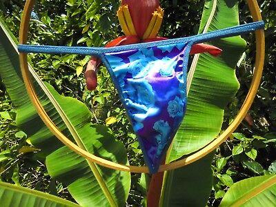 His / Hers String Bikini G String Thong Tan Lingerie Custom Back West Palm - Lingerie Customs