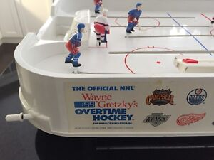 Wayne Gretzky NHL Overtime table hockey